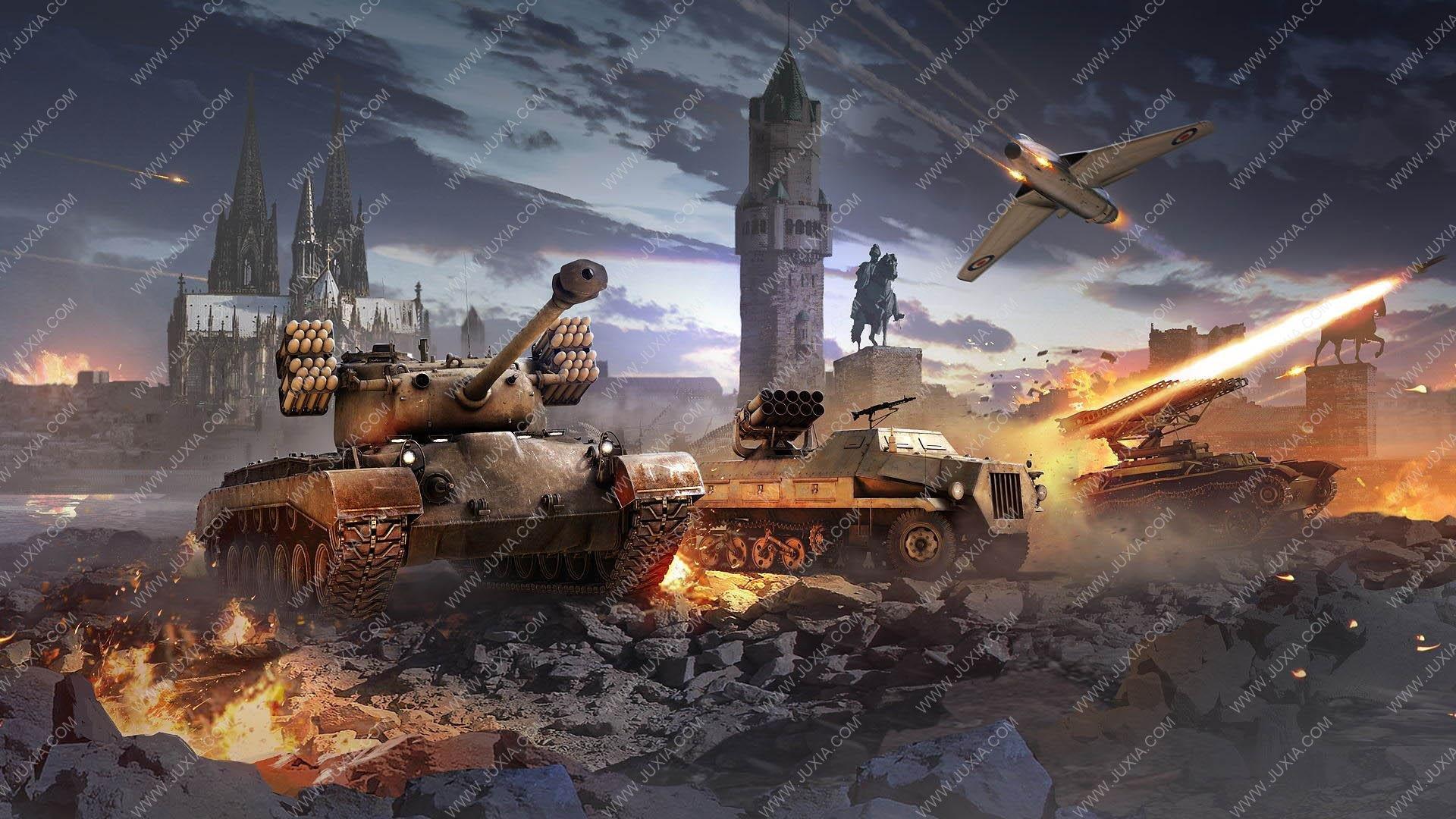 2021年了 战争雷霆还能入坑吗