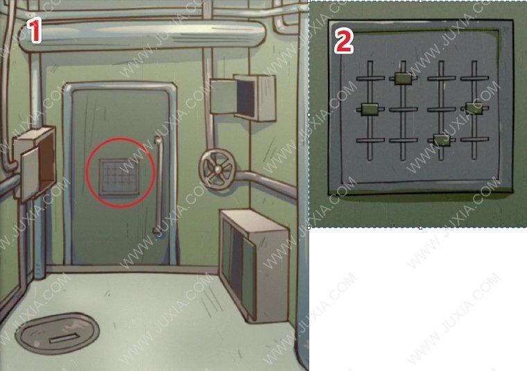 逃脱恐怖潜水艇攻略第三章怎么过 灯泡的颜色该如何设置
