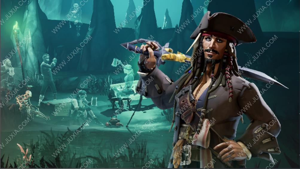 盗贼之海关于海盗你想要得它都有