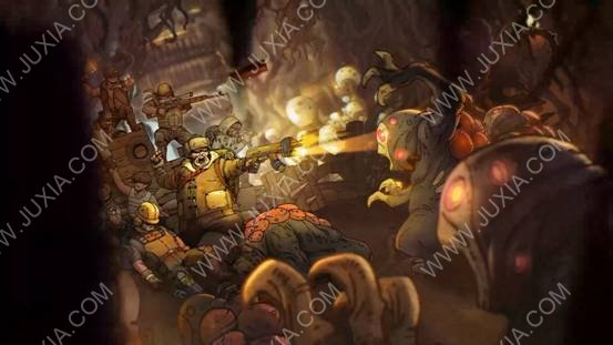 没有退路 除了死亡什么都不能让莫斯科人屈服 《誓死坚守》