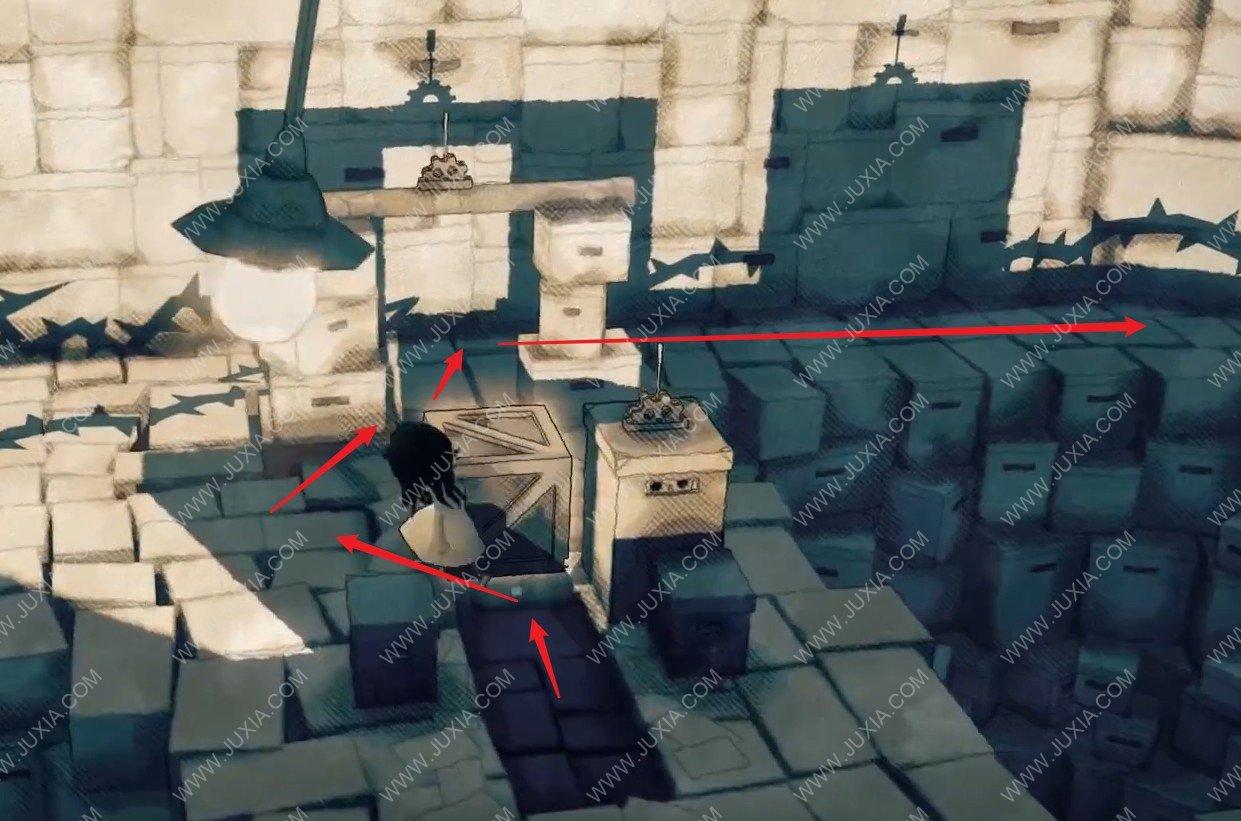 我的阴暗面攻略第三章第十一部分怎么过 ShadyPartofMe攻略箱子移动方法
