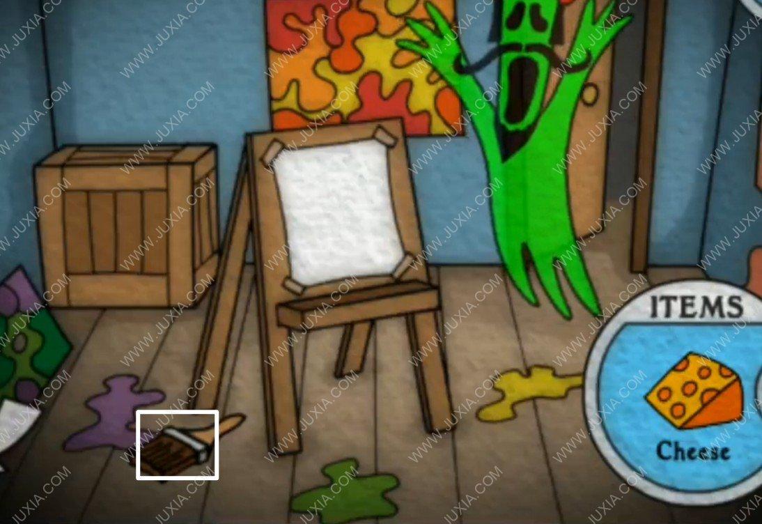 幽灵庄园图文攻略详解2 SpookyManor游戏鸽子怎么收集