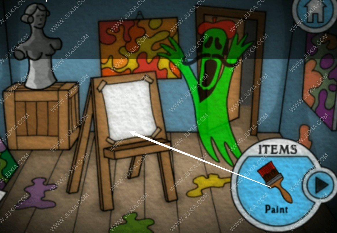 幽灵庄园攻略图解第三章 SpookyManor钢琴怎么弹奏