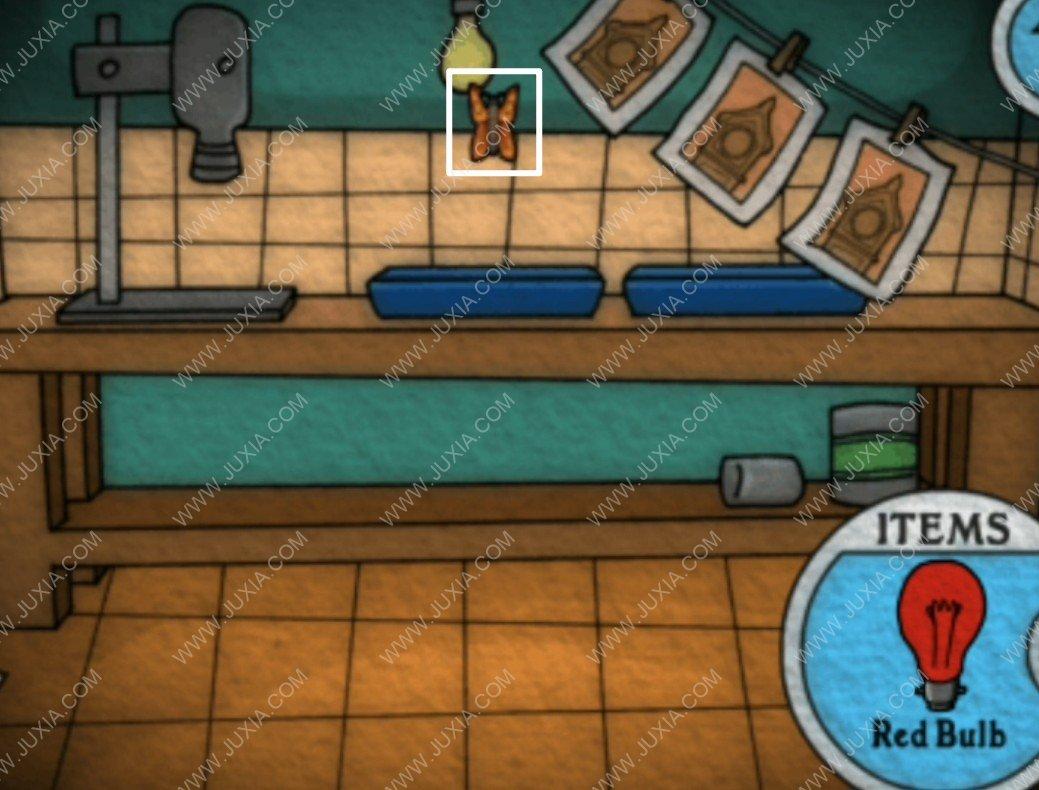 幽灵庄园游戏第4章怎么通过 SpookyManor箱子密码是多少