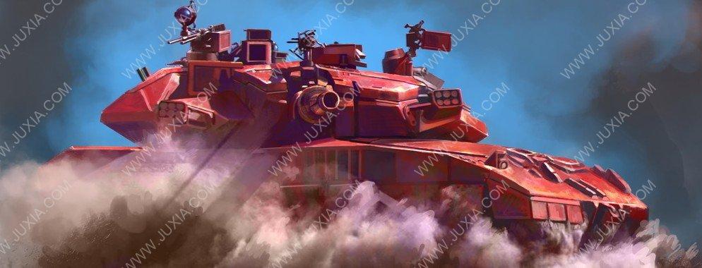 《重装机兵》每作都能出场的重装机兵 到底是何方神圣