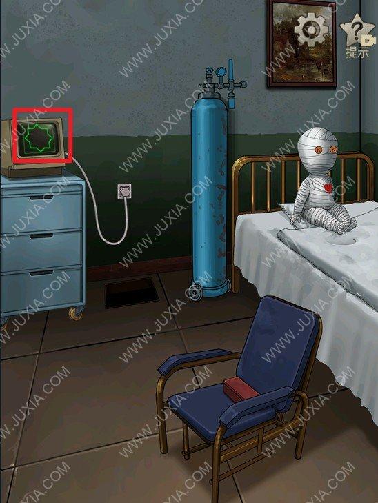 时之心攻略第三章中医院怎么过 铜鸟拿去方法
