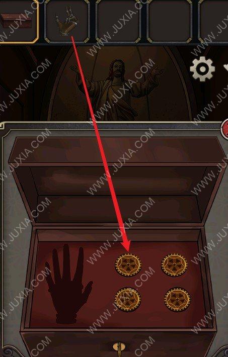 时之心攻略第五章下密室教堂怎么过 花瓶怎么转动
