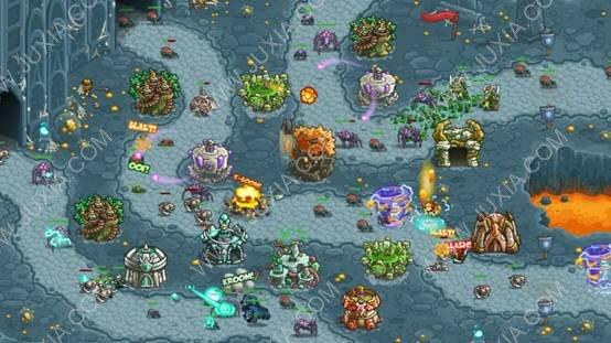 这款经典的塔防游戏 承载了无数人的童年回忆