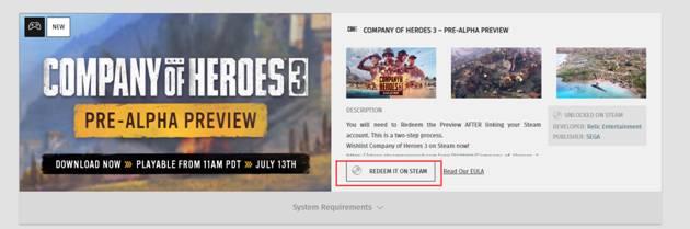 《英雄连3》A测账号怎么申请 游戏怎么下载 保姆级教程分享