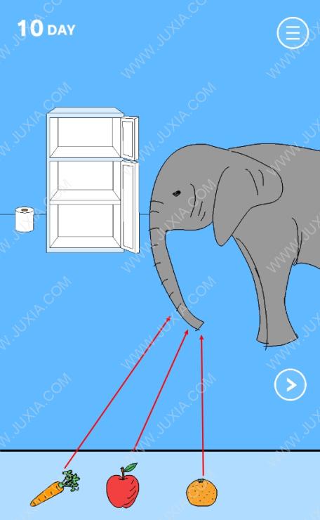 游戏机在大象的哪里 妈妈把我的游戏机藏起来了第十天过关教程