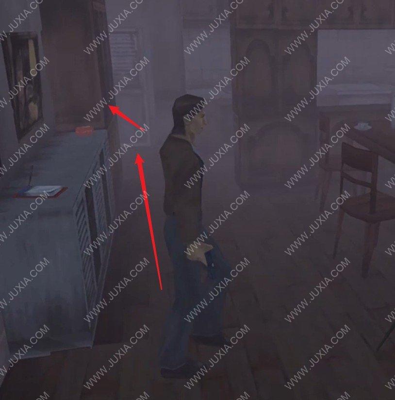 寂静岭1攻略序章下怎么过 SilentHill怎么重返小巷