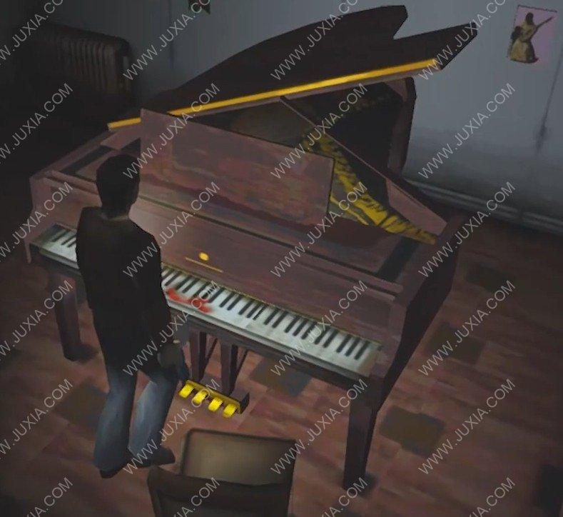 寂静岭1攻略第一章攻略学校中怎么过 钢琴怎么弹奏