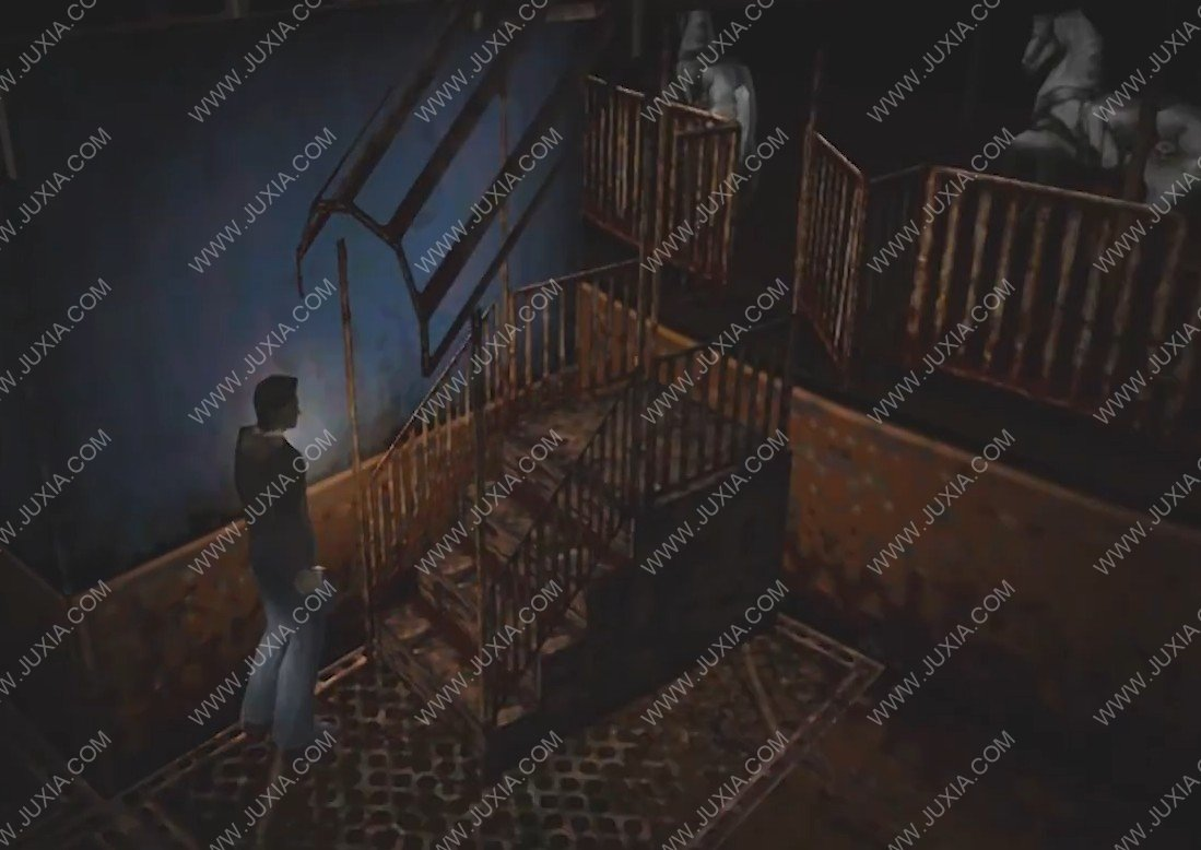 寂静岭1攻略第三章水库下怎么过 怎么让女警清醒过来