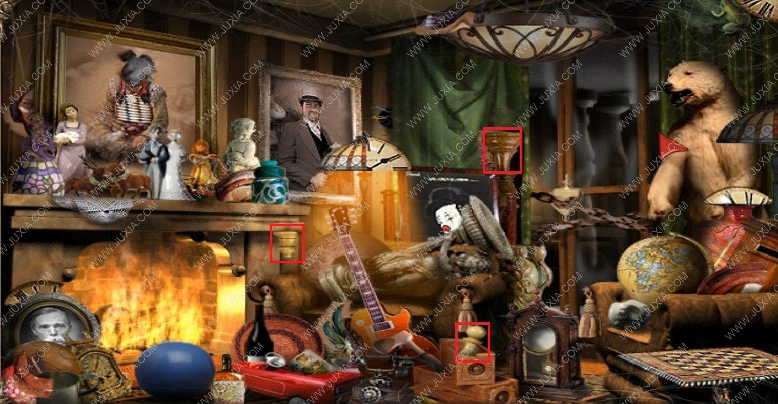 幽灵庄园的秘密攻略第2章 幽灵装置怎么找到