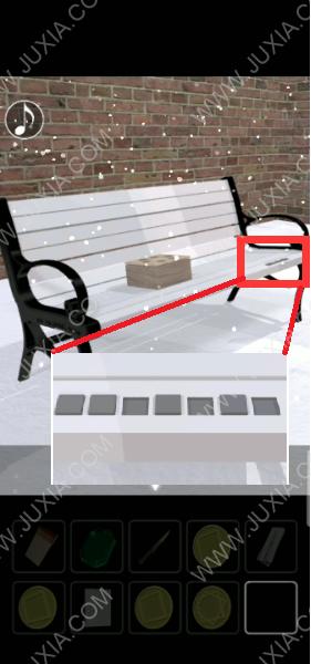 逃脱游戏攻略流程下 从下雪的庭院逃出解锁阀门技巧