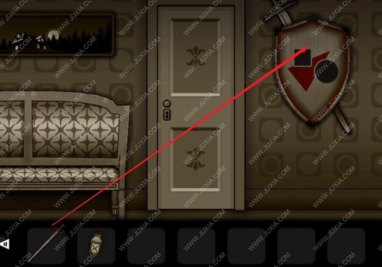 遗忘之丘纪念品攻略第一关上 按钮怎么控制