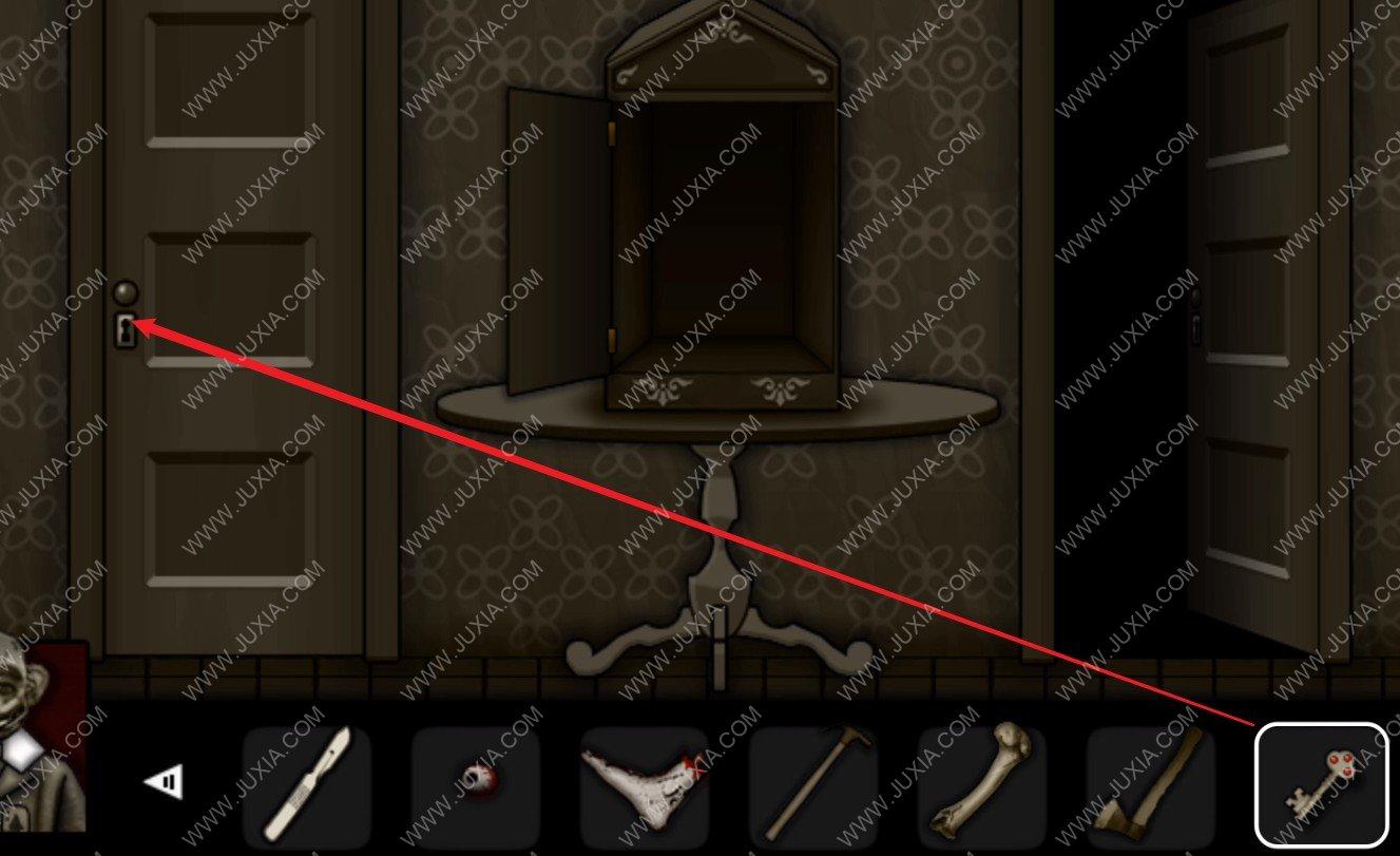 遗忘之丘纪念品第五章游戏攻略4 曲柄在哪