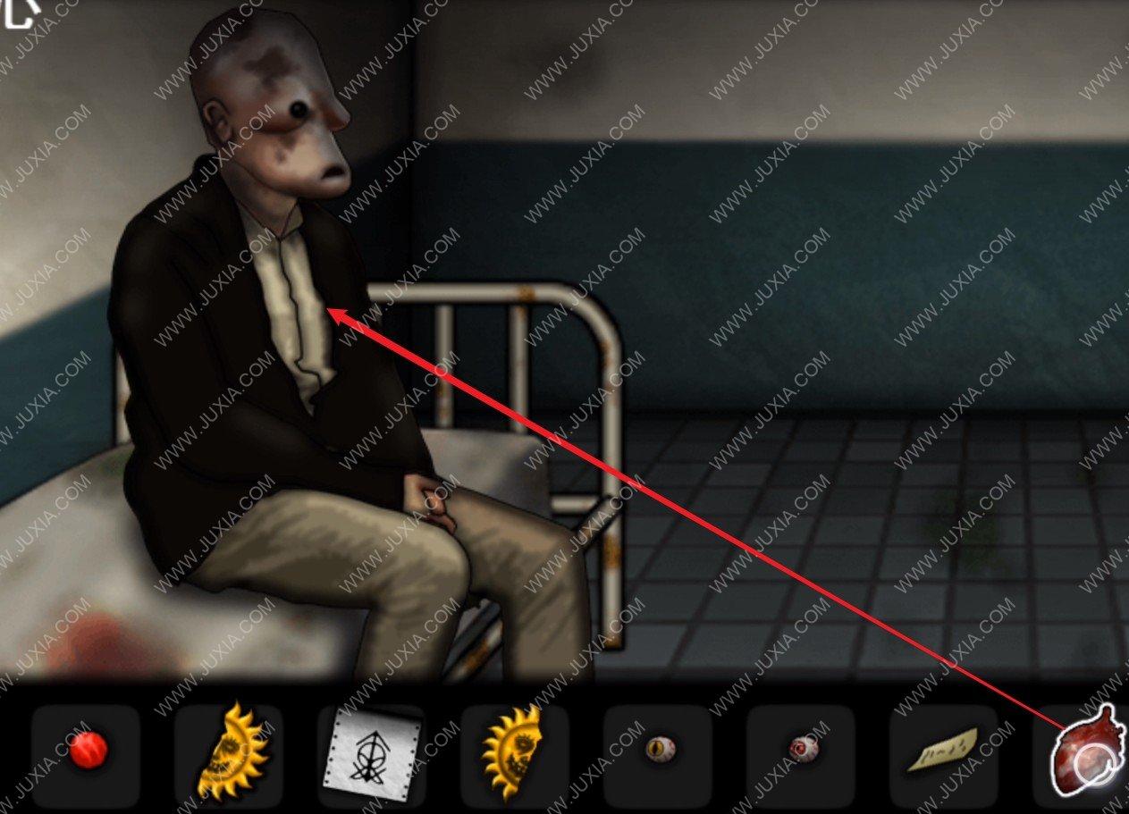遗忘之丘门诊所游戏攻略第3章 金属盘怎么获得