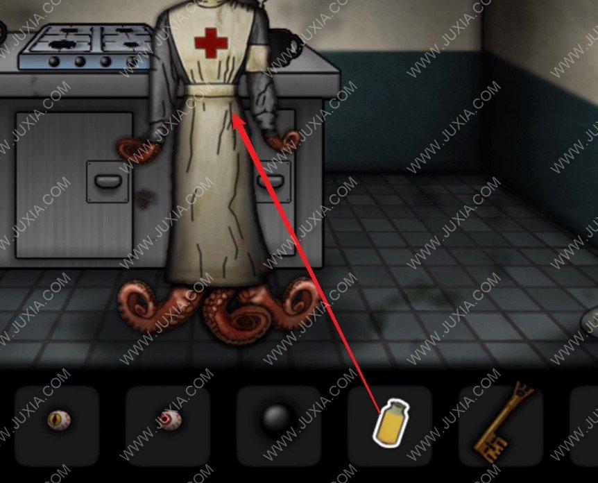遗忘之丘门诊所第4章怎么过 苍蝇柜子打开攻略