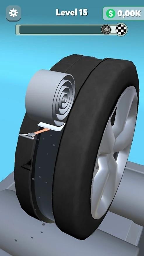 轮胎修复截图