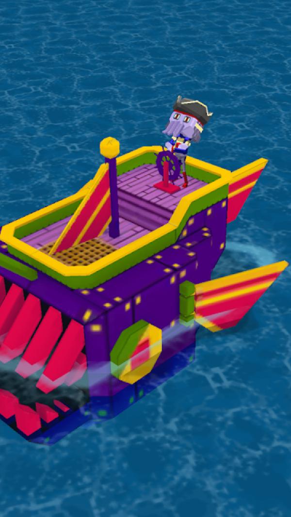 海盗船队长