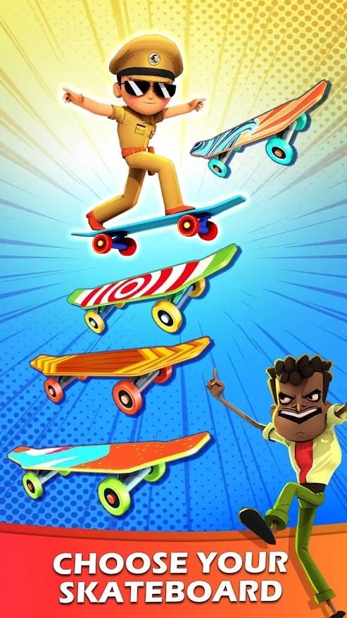 小辛汉超级滑冰运动员