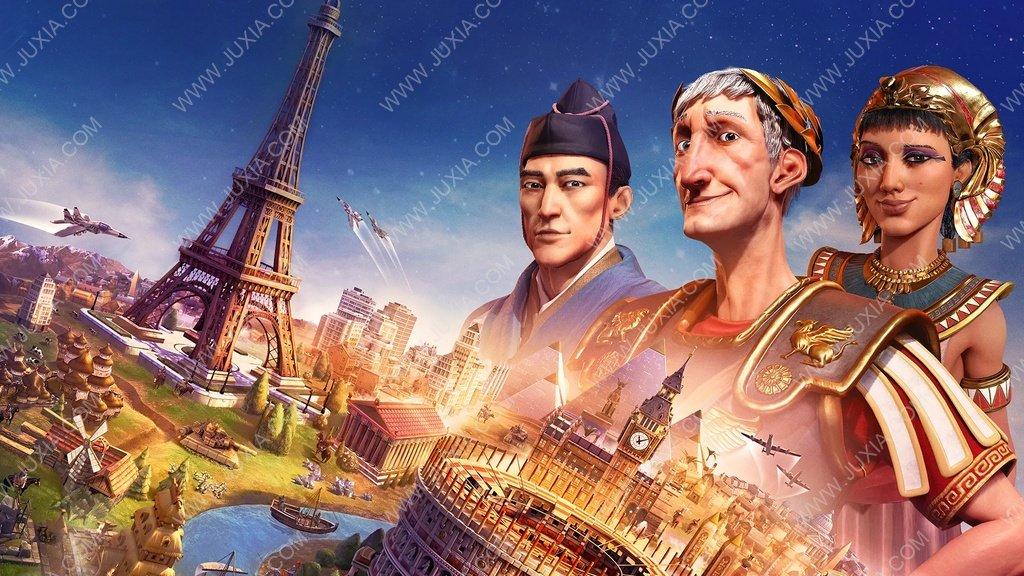 文明VI:下一回合的魅力