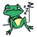 綠蛙的生活