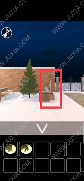 逃脱游戏圣诞节游戏攻略第一章 EscapeGameChristmas密码是什么