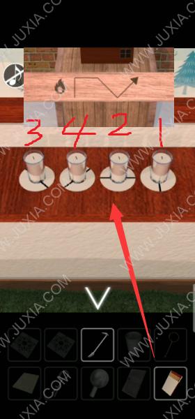 EscapeGameChristmas攻略2 逃脱游戏圣诞节快乐盒子机关怎么破解
