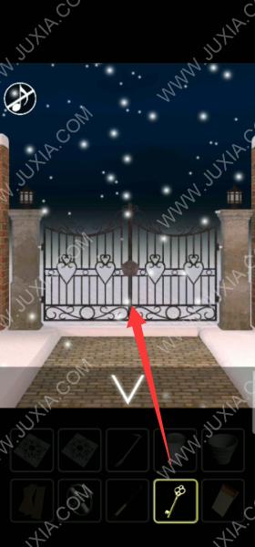 逃脱游戏圣诞节3攻略详解 roomsroom系列逃脱游戏谜题解法