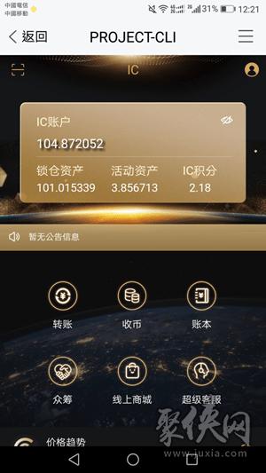 ic国际支付链