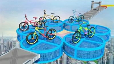 职业特技自行车截图