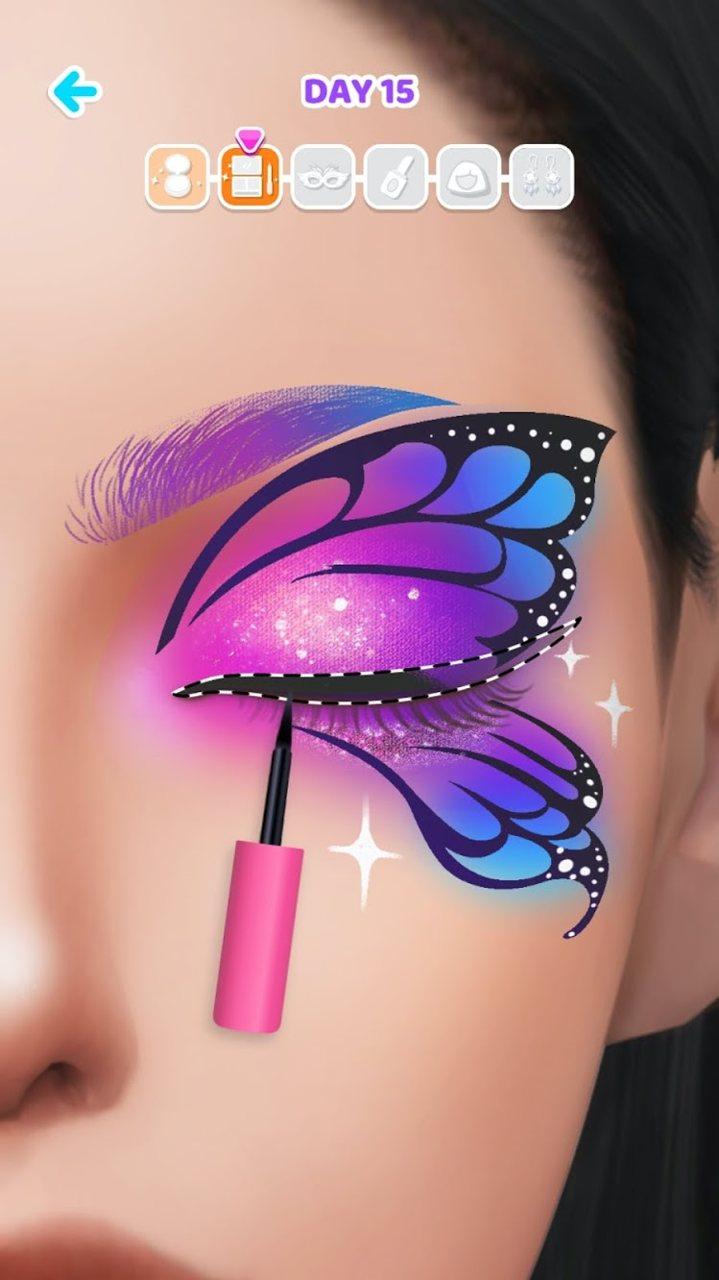 化妆师完美设计