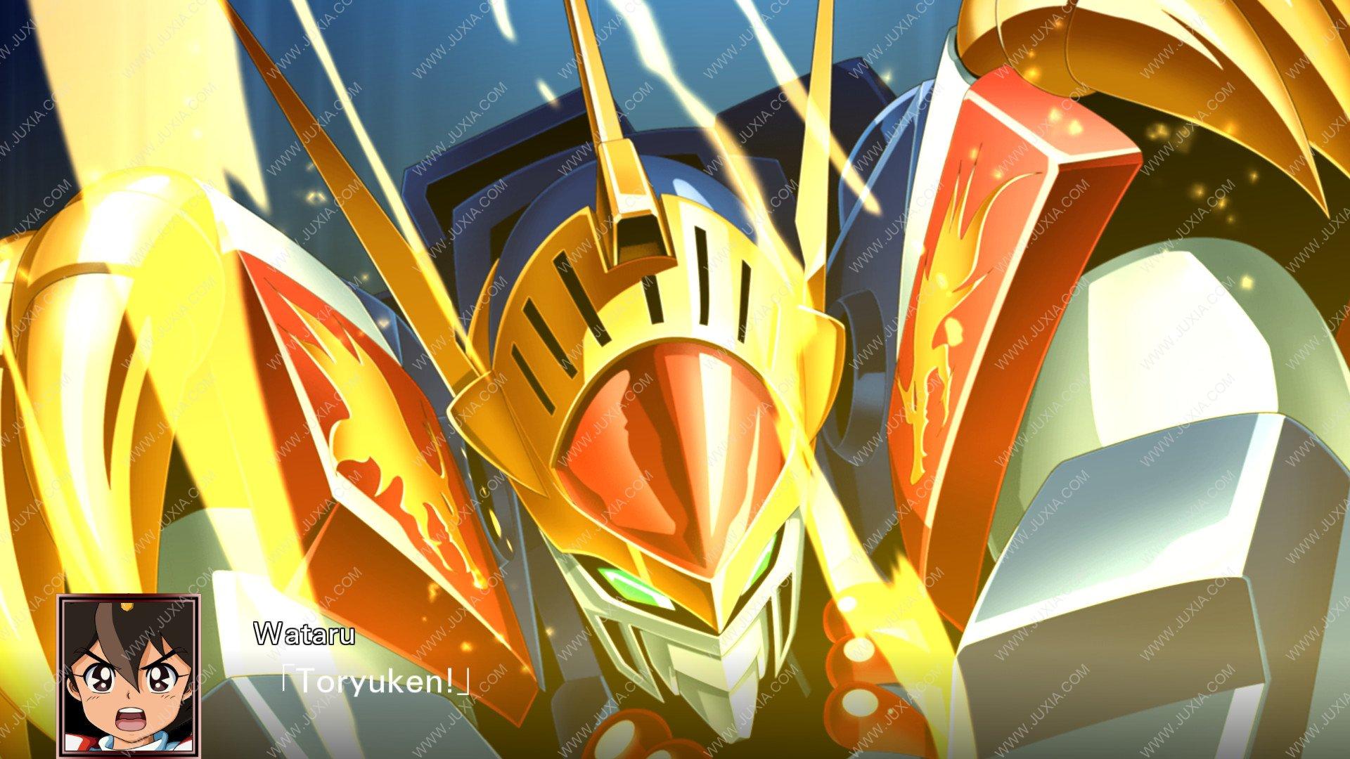 超级机器人大战X 魔法与科技交错的神奇世界