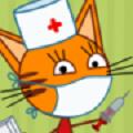 动物医院小猫