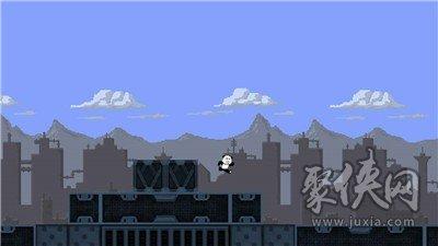 熊猫人永不认输