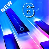 钢琴魔术瓷砖4