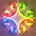 炫彩粒子模拟器3D