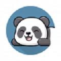 熊貓繪畫板