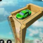 巨型坡道賽車特技