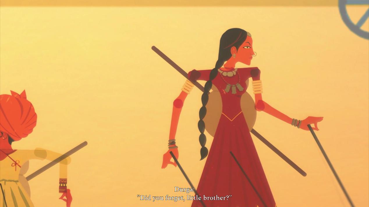 拉吉:远古传奇—印度传统文化输出的别样形式